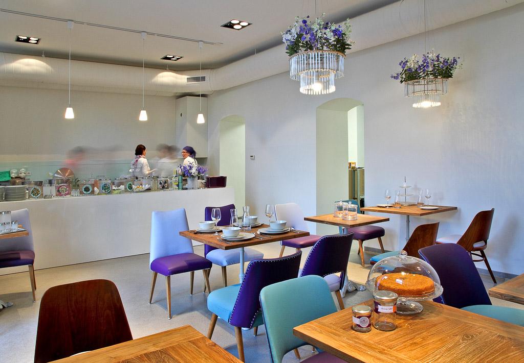 Cafe-Bistro Deli bluem, 1080 Wien