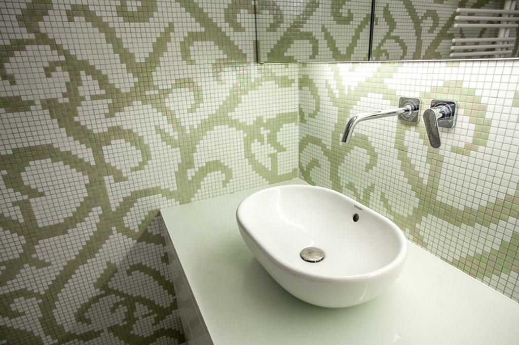 Badezimmer einer Ärztin, Wien