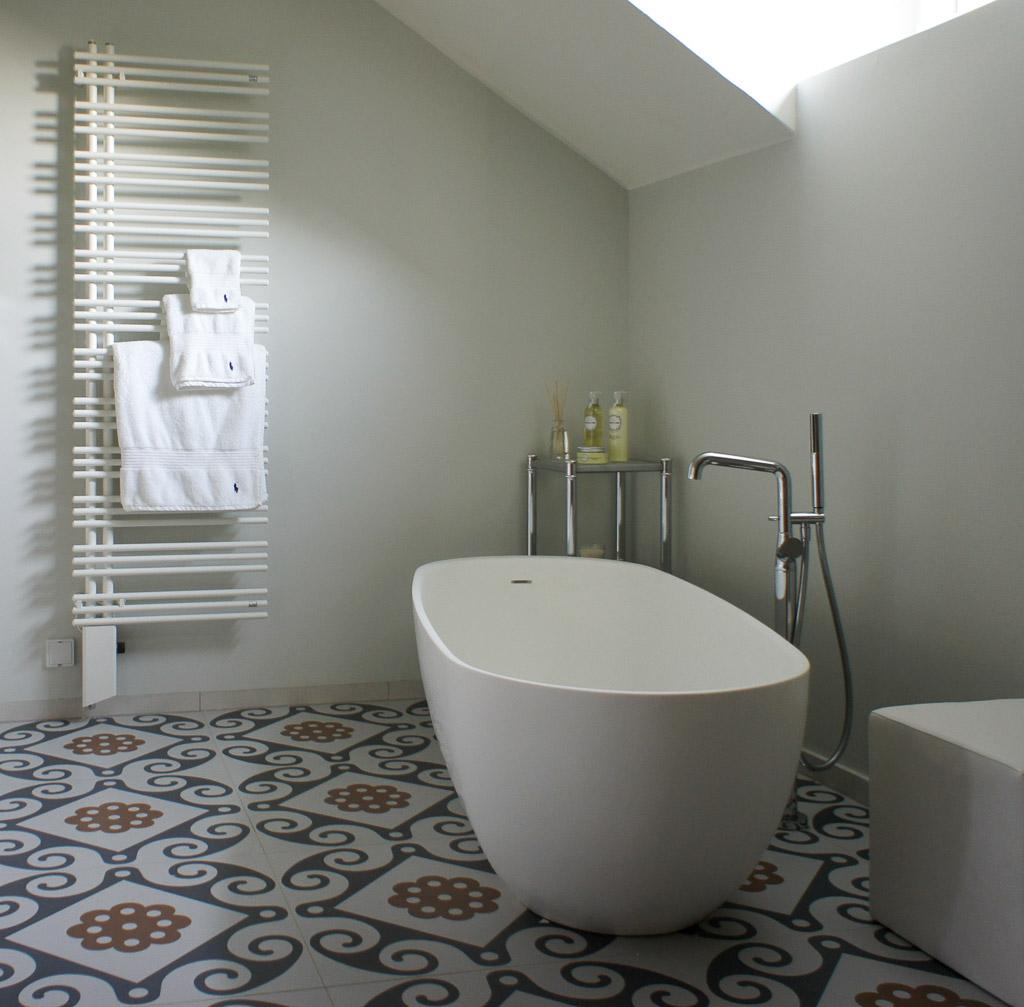 Badezimmer, Wien